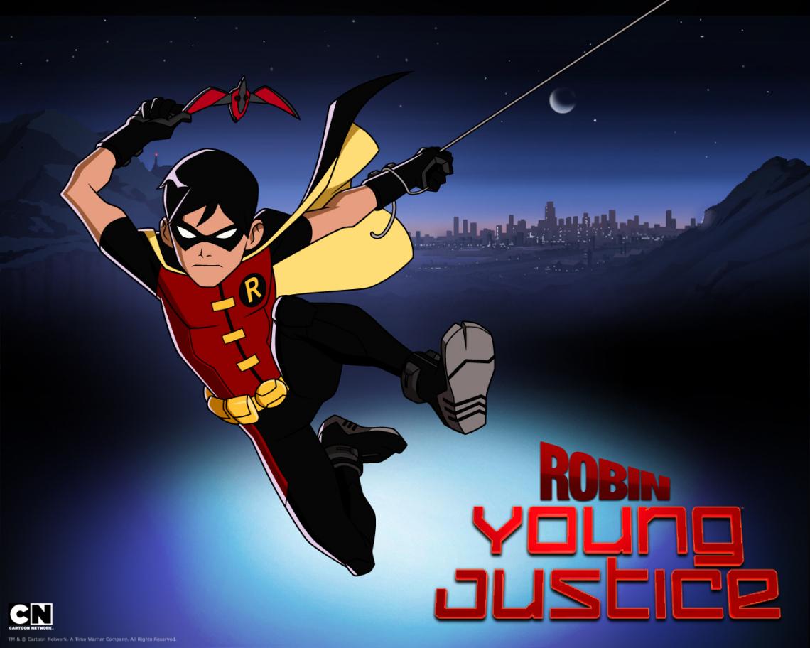 Teen Titans vs Young Justice images Robin HD wallpaper 1280x1024