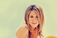 Jennifer Aniston, Dark Brown Hairs