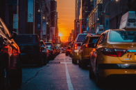 Traffic Cars City