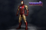 Avengers endgame iron man mark