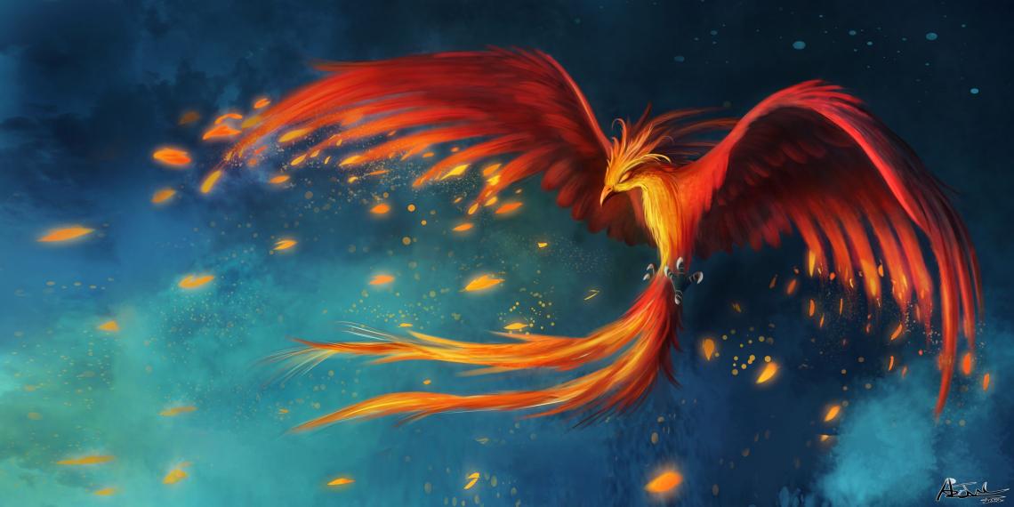 4K Phoenix 4K Wallpaper