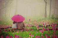 Romantic, valentines, day