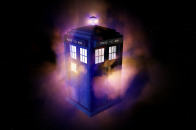 1920x1080,  Animated Tardis