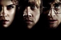 Hermione ron and harry potter