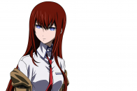 Kurisu Makise 4k wallpaper  1920x1080
