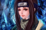 Naruto Haku 3D HD Wallpaper