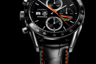 1024x768 Man New Style Black Watch, Desktop Background