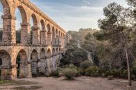 Pont del diable ferreres aqueduct tarragona