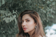 Mahira Khan, Nature Shoot