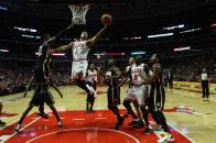 Nba basketball chicago bulls