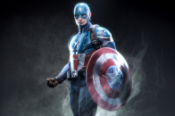 Captain america marvel superhero 7j