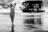 Shipwreck oregon coast