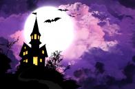 Spooky, halloween