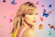 Taylor Swift for Apple Music 2021 4k Ultra Background Image