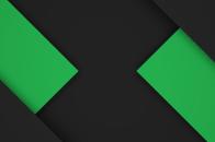 16k, material, dark, green