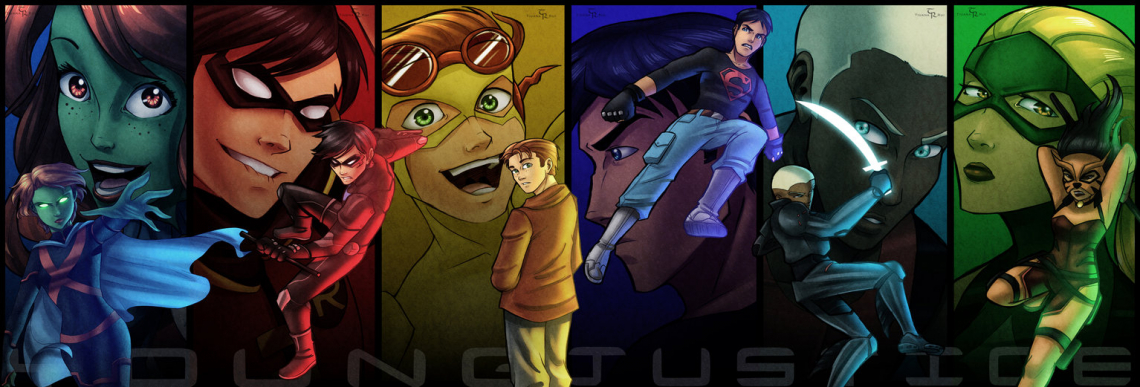 Free Photo Of Young Justice Images The Team Wallpaper Me Pixels