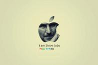 Steve Jobs, iPhone and Apple King Happy Birthday