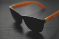 Orange sunglases