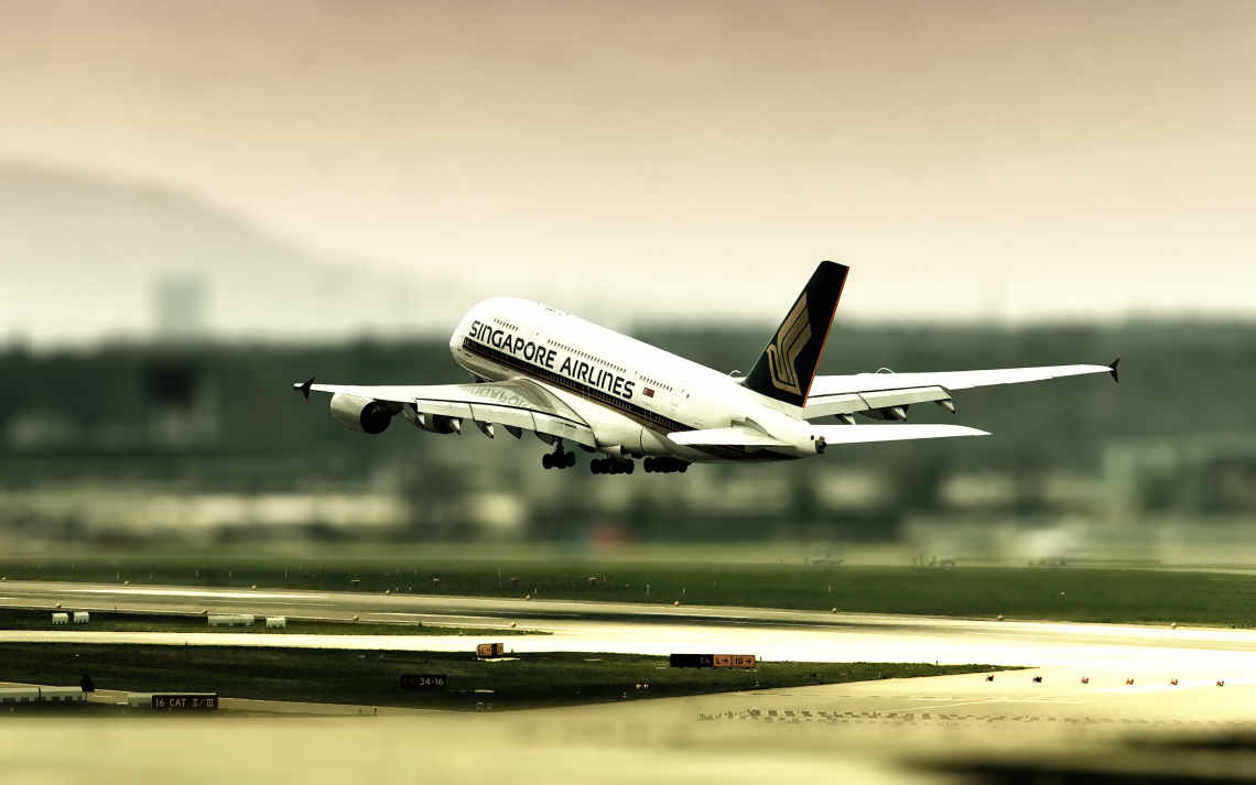 Airline photo
