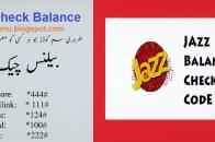 How To Jazz Balance Check Code 2021
