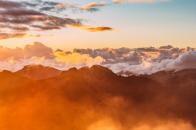 Colorful Cloud Screensaver Photo