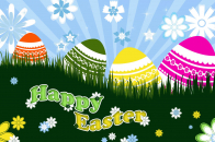 Happy Easter Day Wallpaper of Special Day 2021