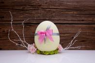 Fancy easter eggs design