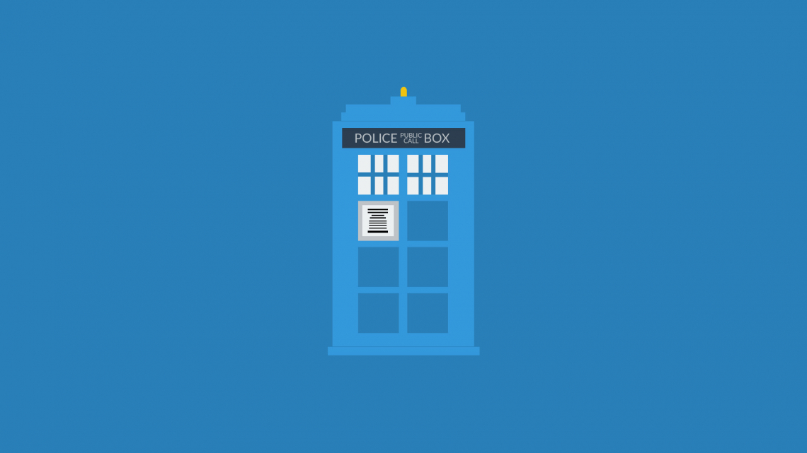 Original ArtYet Another Tardis