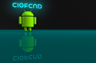 Android Robo 3D Wallpaper