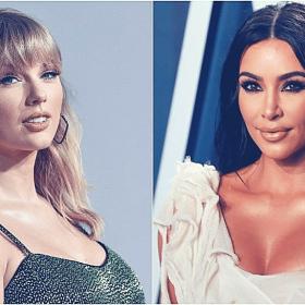 Kim Kardashian says Taylor Swift leaked phone call
