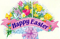 Happy Easter Day Wishing Card Wallpaper of Special Day 2021