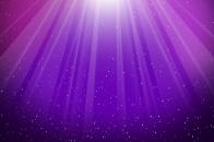 Aurora, burst, purple