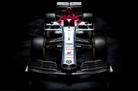 Alfa romeo racing f1 2019
