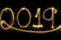 2019, happy, new, year