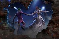 Joker and harley quinn married z1