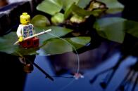Lego fishing
