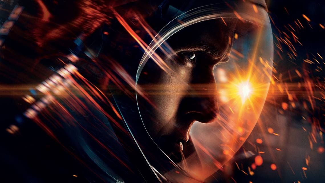 First Man 8k Ultra UHD