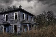 Haunted, house