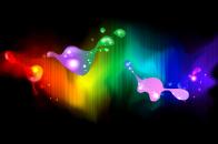 Colorful Wide Window 7 Theme