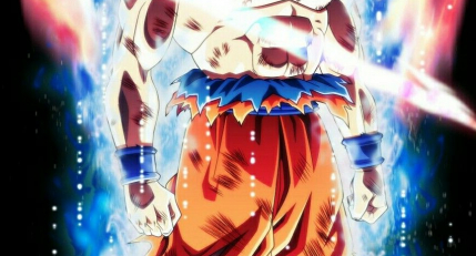 Goku, Ultra Instinto, Torneo del Poder, DRAGÓN BALL SUPER