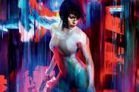 Female sci fi cyborg
