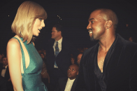 Taylor Swift and Kanye West's infamous phone call has been leaked online