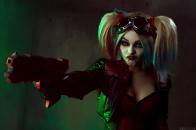 Mad harley quinn cosplay 4k k2