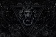 Dark, gothic, lion