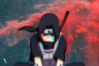 1080x1920 Itachi 3D Nike Cloud Naruto uzumaki art Itachi uchiha art image