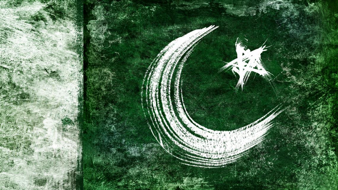 Pakistani flag high resolution hd wallpaper download 1366x768