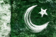 Pakistani flag high resolution hd wallpaper download 1366x768