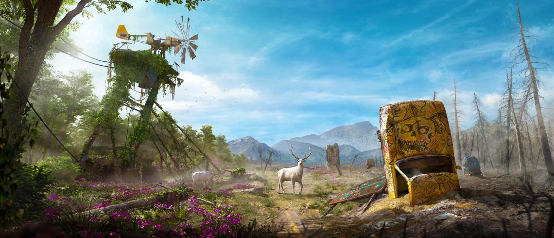 Far cry new dawn key art 5k ui