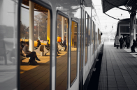 Platform, 9, and, three, quarters
