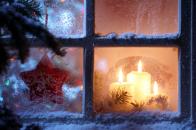 Christmas, night